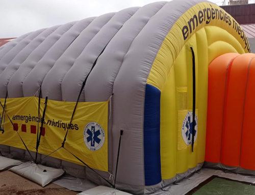La Clínica Terres de l'Ebre atén des d'aquest divendres part del triatge de les emergències mèdiques de la regió sanitària
