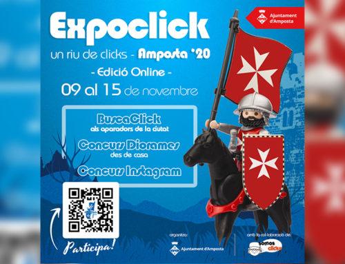 Expoclick Amposta es reinventa amb una edició digital, mantenint els concursos de fotografia, diorames i el buscaclicks