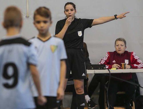 La FCF obre les inscripcions per a un curs d'àrbitre de futbol sala, en format intensiu i a Nadal