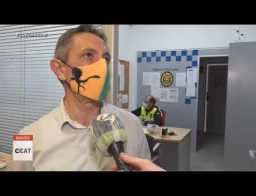 Agenda 2030: Els uniformes dels Guàrdies Municipals de Móra la Nova, de plàstic de la mar