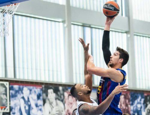 El Barça B de Jaume Sorolla segueix en ratxa i es manté segon a la LEB Plata