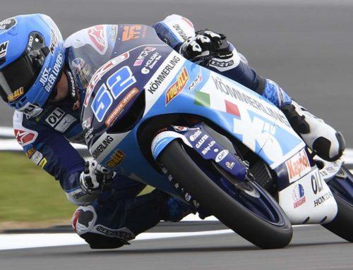 El jesusenc Jeremy Alcoba, millor rookie de l'any a Moto 3