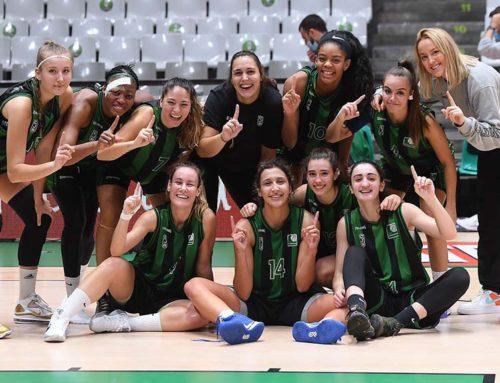 L'ampostina Paula Curto lidera al Joventut cap a la primera victòria a la lliga