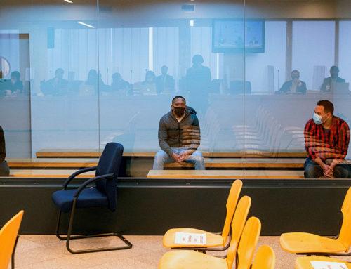 Els tres acusats dels atemptats de Barcelona i Cambrils neguen la seva vinculació amb la cèl·lula terrorista
