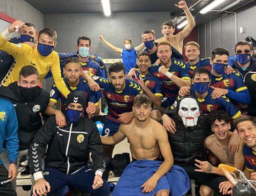 El Llagostera d'Andreu Guiu a un pas de la final de la Copa Federació