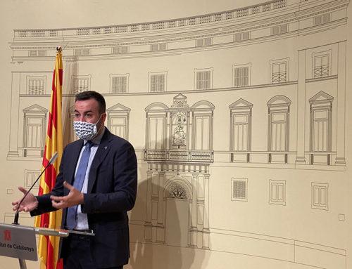La Generalitat destina 120 milions d'euros extraordinaris al fons de cooperació local perquè els municipis afrontin la crisi
