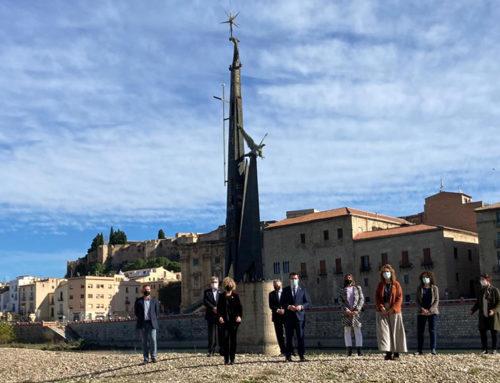 La retirada del monument franquista de Tortosa s'iniciarà a l'estiu de 2021 i tindrà un cost de 200.000 euros