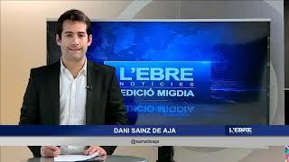 L'Ebre Notícies Migdia. Dilluns 23 de novembre