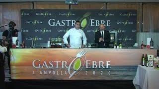 Gastroebre 2020: Cuina en directe amb Sergi Vallès