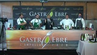 Gastroebre 2020: Cuina en directe amb Víctor Quintillà i Víctor Torres