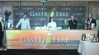 Gastroebre 2020: Cuina en directe amb Montse Freixa