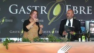 Gastroebre 2020: Cuina en directe amb Iolanda Bustos
