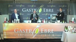 Gastroebre 2020: Cata de destil.lats d'arròs amb Kenshô Sake i Licor d'arròs Els Segadors