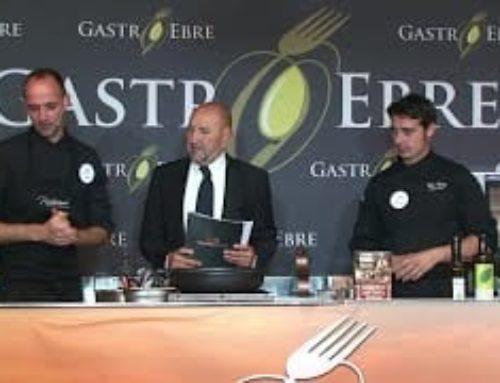 Gastroebre 2020: Cuina en directe amb Fran López i Hèctor Roda