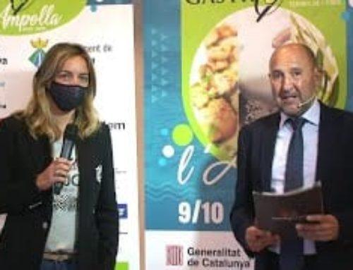 Gastroebre 2020: Entrevista a Juani Piñana, presidenta de l'Associació d'Empresaris de l'Ampolla