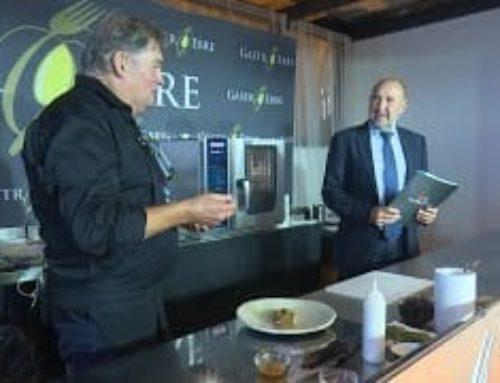 Gastroebre 2020: Cuina en directe amb Kristian Lutaud