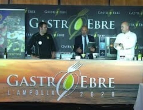 Gastroebre 2020: Cuina en directe amb Sergio Márquez i Pere Felicidad