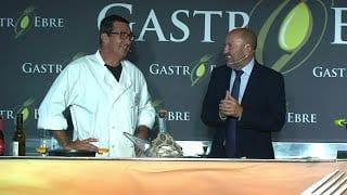 Gastroebre 2020: Cuina en directe amb Eliseo Galve de la Confraria de Pescadors de L' Ampolla