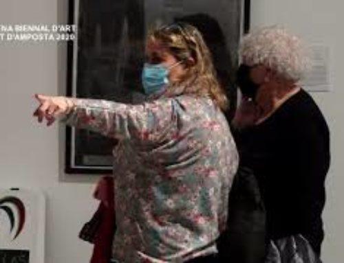 Coneguem 'Mañana Niebla' i 'MUNDUS VULT DECIPI', guanyadors de la 16a Biennal d'Art Ciutat d'Amposta