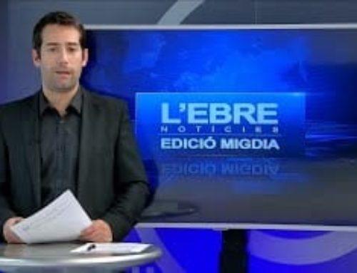 L'Ebre Noticies Migdia. Dijous 27 de Novembre