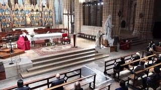 Missa Dominica de la Reial Arxiconfraria de la Mare de Déu de la Cinta