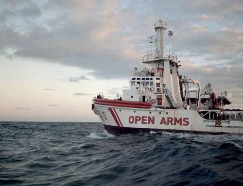 La Diputació de Tarragona destina 20.000 € a l'Associació Proactiva Open Arms pel rescat de persones refugiades al Mediterrani