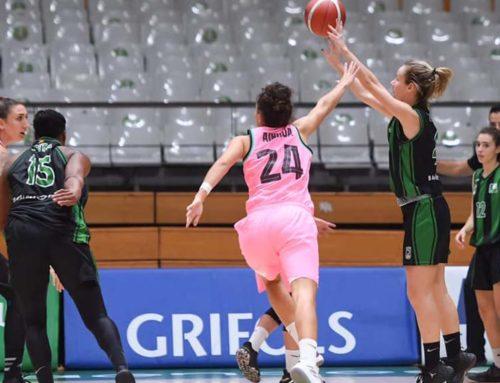 L'ampostina Paula Curto buscarà la primera victòria de la temporada amb el Joventut