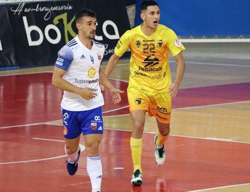 El Peníscola FS continua tercer després d'empatar a Saragossa