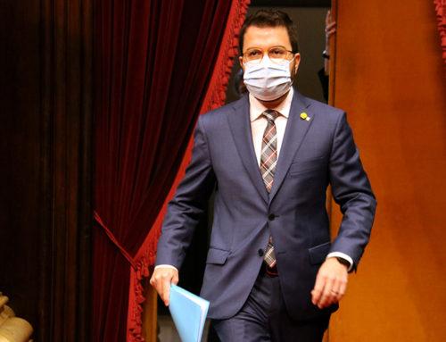 ERC guanyaria les eleccions al Parlament amb 36-37 escons, entre 7 i 8 més que JxCat, segons el CEO
