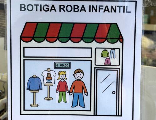 L'Ajuntament de la Ràpita impulsa un projecte per ajudar amb pictogrames les persones autistes als espais públics i comerços