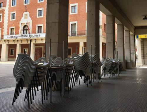 La restauració dona un 'cop sobre la taula' i reclama a la Generalitat l'obertura 'immediata' dels bars i restaurants