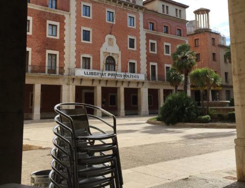 La Generalitat prorroga 10 dies més el tancament de la restauració, cinemes, teatres i gimnasos