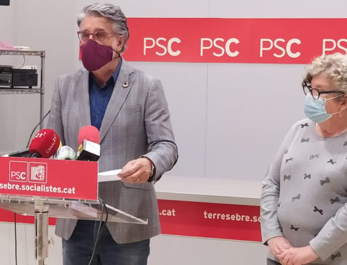 Enric Roig (PSC): 'L'ampliació de l'Hospital Verge de la Cinta serà un pedaç més i no una solució'