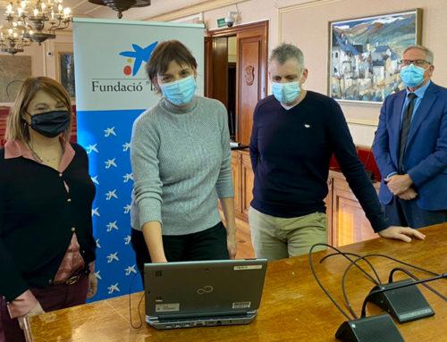La Fundació 'la Caixa' dona 5.000 euros al programa de salut bucodental impulsat per l'Ajuntament d'Amposta i Creu Roja