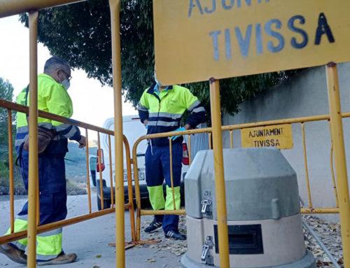 Tivissa inicia les actuacions prèvies a la redacció del projecte de sanejament i depuració d'aigües residuals del municipi