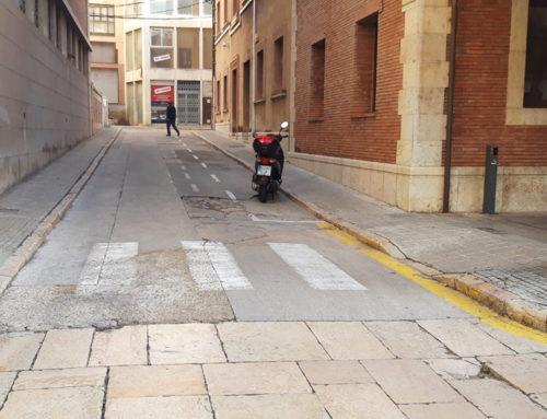 Tortosa inciarà dimecres les obres de reurbanització de la plaça de l'Ajuntament i carrers del voltant