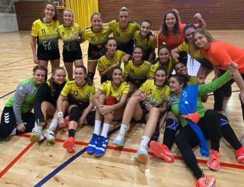 Mateu Castellà debuta amb victòria amb l'Handbol Amposta