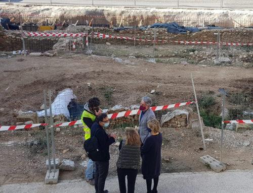 Tortosa aprova el projecte de museïtzació de les restes arqueològiques de la futura plaça de la Catedral