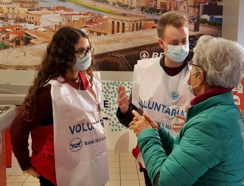 El Gran Recapte confia amb el voluntariat per donar l'empenta final a aquesta edició marcada per la pandèmia