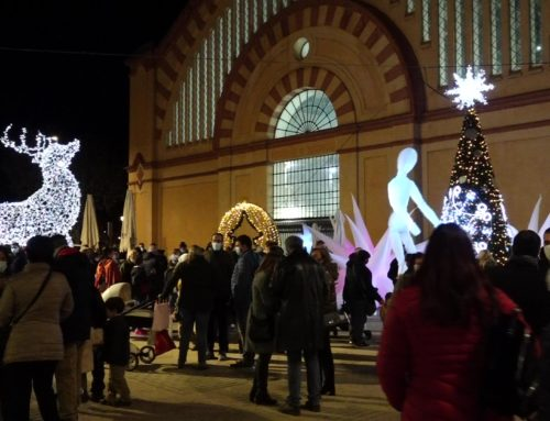 Tortosa comença la campanya de Nadal amb l'encesa de l'enllumenat amb nous elements de decoració
