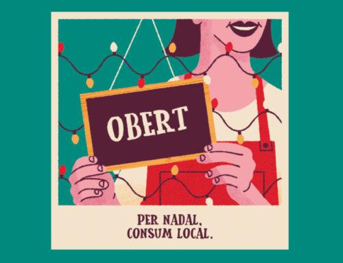 La Generalitat inicia la campanya 'Per Nadal, consum local' per fomentar la compra de productes locals i en comerços de proximitat