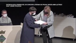 Entrega de Premis del XII Concurs Literari de Prosa 'Arròs amb Lletres'