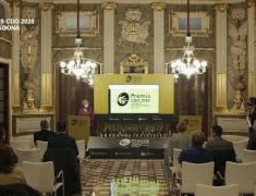 Lliurament dels Premis CDO 2020 als millors olis d'oliva verge extra