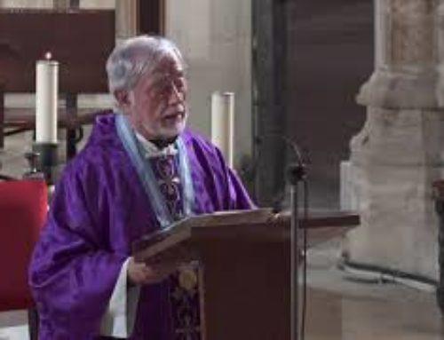 Missa Dominica de la Reial Arxiconfraía de la Cinta, 6 de desembre