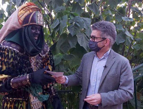 Marc Arza (PDeCAT) demana als Reis Mags el cara a cara amb Albert Batet (JUNTS)