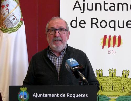 Roquetes registra 69 contagiats en 13 dies i l'alcalde reclama a la ciutadania 'el compliment estricte' de les mesures contra la covid