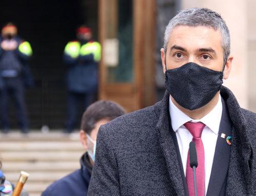 El TSJC condemna el conseller Bernat Solé a un any d'inhabilitació i una multa de 16.800 euros pel seu paper en l'1-O quan era alcalde