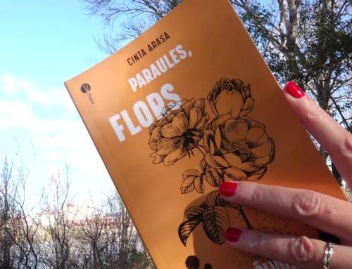 'Paraules, flors i pólvora', el nou llibre de Cinta Arasa que fa créixer l'interès dels joves per Mercè Rodoreda
