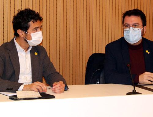 La Generalitat reclama al govern espanyol una comissió mixta per actuar conjuntament d'urgència al delta de l'Ebre