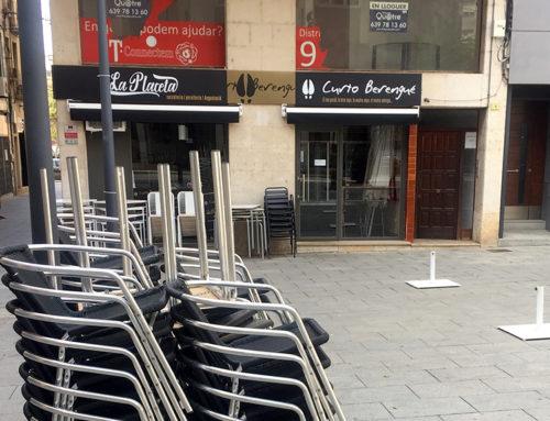 Detingut per endur-se menjar i 490 euros d'un establiment d'alimentació de Tortosa